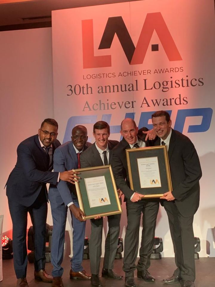 Logistics Achiever Awards
